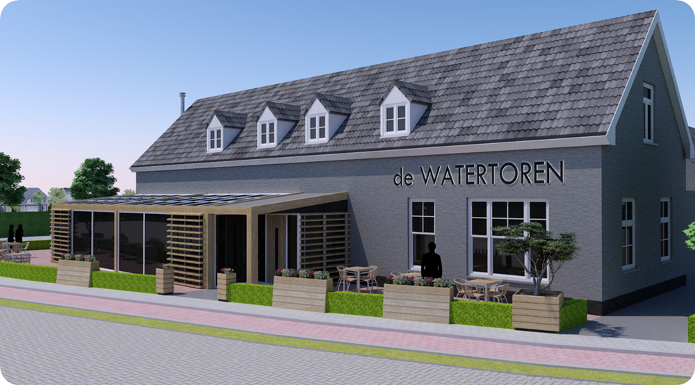 Restaurant De Watertoren
